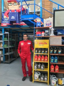 partner ufficiale shell